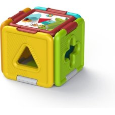 Tiny Love 2 in 1 puzzle and shape sorter