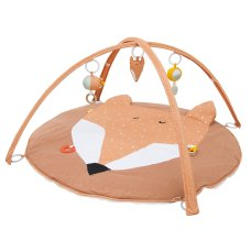 Trixie play mat with arches Mr. Fox