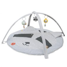 Trixie play mat with arches Mr. Raccoon