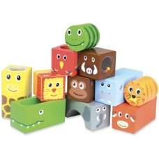 Vilac Savanne Musical Blocks