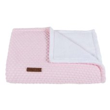 Baby's Only Baby crib blanket Teddy Sun Classic Pink / Baby Pink