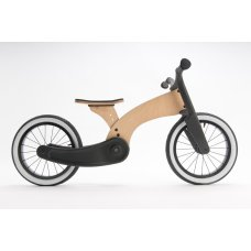 Wishbonebike Balance Bike 2 in 1 Cruise