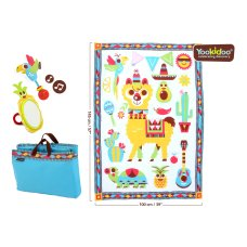 Yookidoo Play mat Fiesta with Bag