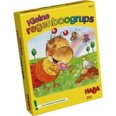 Haba Game Little Rainbow Caterpillar