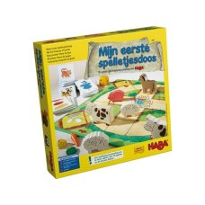 Haba game my first game box