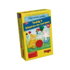 Haba game teddy's colors and shapes